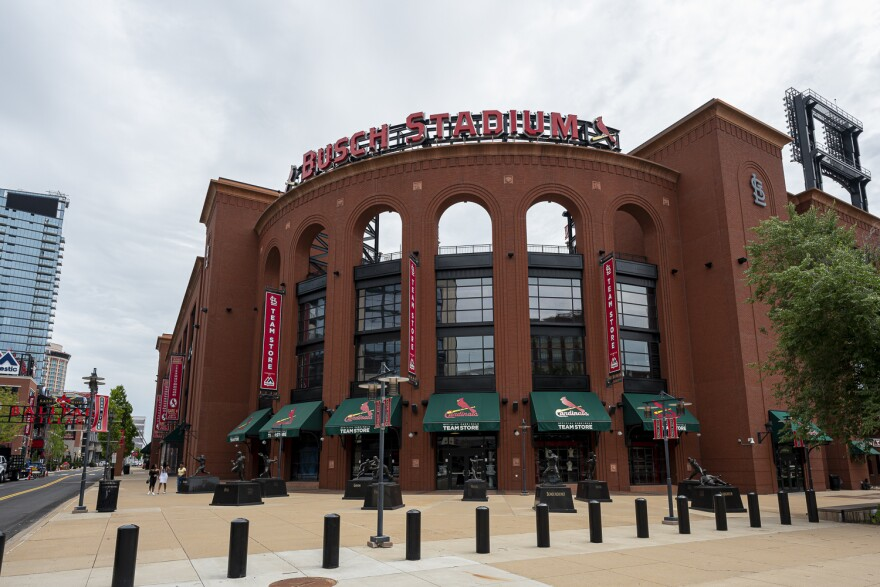 July 23, 2020 - The Cardinals have been playing in the current version of Busch Stadium since 2006.