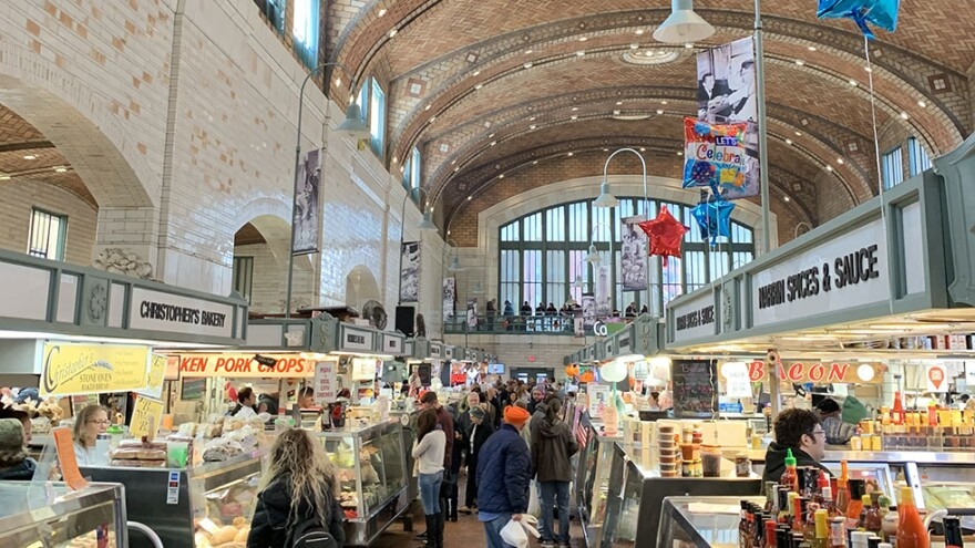 a photo  of West Side Market