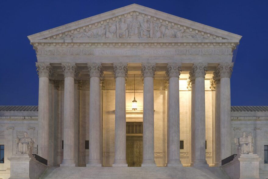 The U.S. Supreme Court declined to hear an appeal by gun manufacturer Remington Arms Co., allowing a lawsuit to proceed in a Connecticut court.