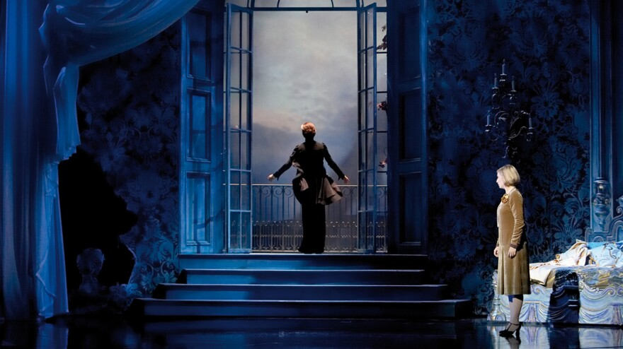The original Vienna production of a new musical based on the novel <em>Rebecca</em> didn't fall prey to the woes plaguing a planned New York staging.