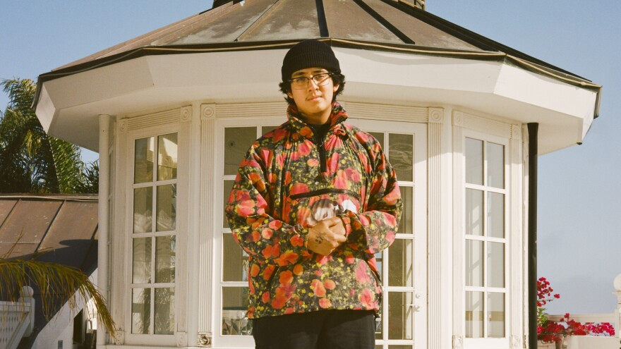 Cuco's debut album, <em>Para Mí</em>, is out now via Interscope Records.