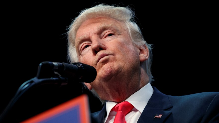 Donald Trump has seen controversy before, but his latest round of offenses has reopened a rift in the GOP, and his poll numbers have slipped badly, marking a potential turning point in the campaign.