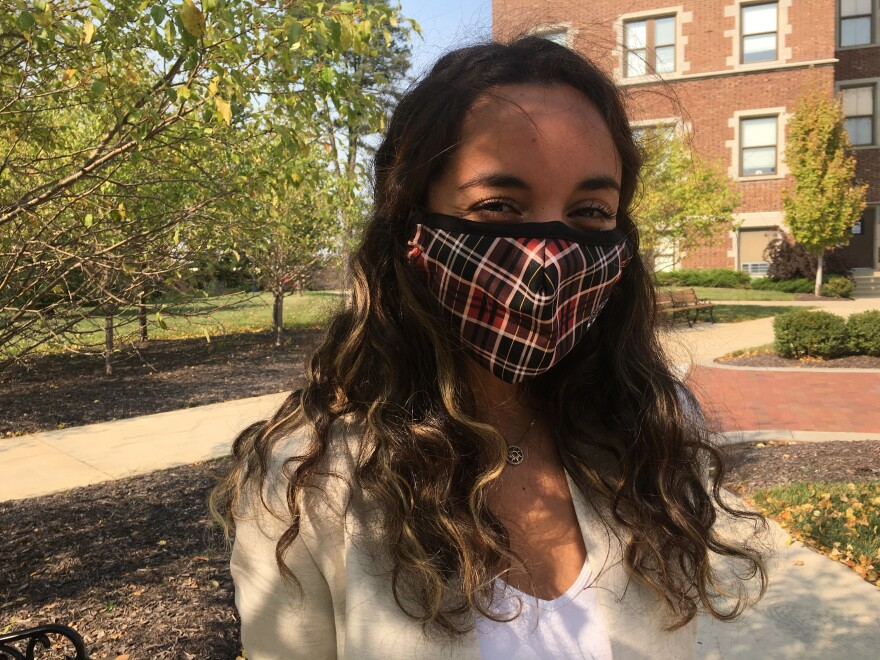 In August, student body president Liliana Pokropski was relieved to be back on Benedictine College's bucolic campus from her home in Wilmington, Del. Then she found out she was part of a COVID-19 outbreak on campus.