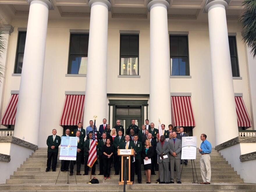 Amendment 10 at the Capitol