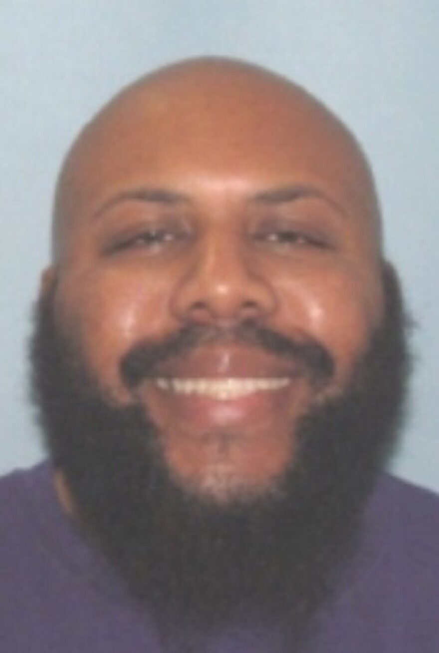 A nationwide manhunt for Steve Stephens, suspected of shooting an elderly man dead in Cleveland and then uploading it to Facebook, has ended with Stephens shooting and killing himself in Pennsylvania's Erie County.