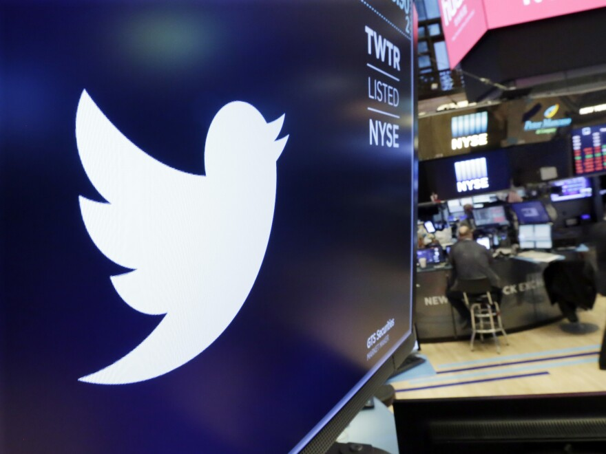 On Friday, Twitter reported a decrease in the number of monthly users on the site. The company's stock tumbled 20 percent.