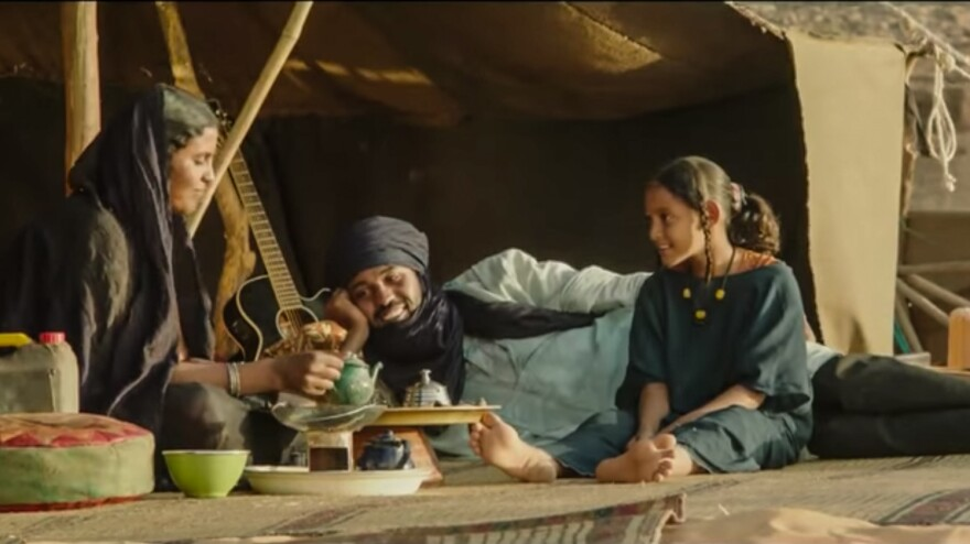 A scene from the movie <em>Timbuktu,</em> nominated in 2014 for an Oscar for Best Foreign Language Film.