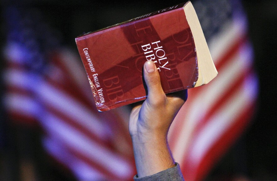 """A new study ranks 100 American cities according to how """"Bible-minded"""" they are. The top spot went to Chattanooga, Tenn. Several cities in the Northeast and West were ranked """"least Bible-minded."""""""