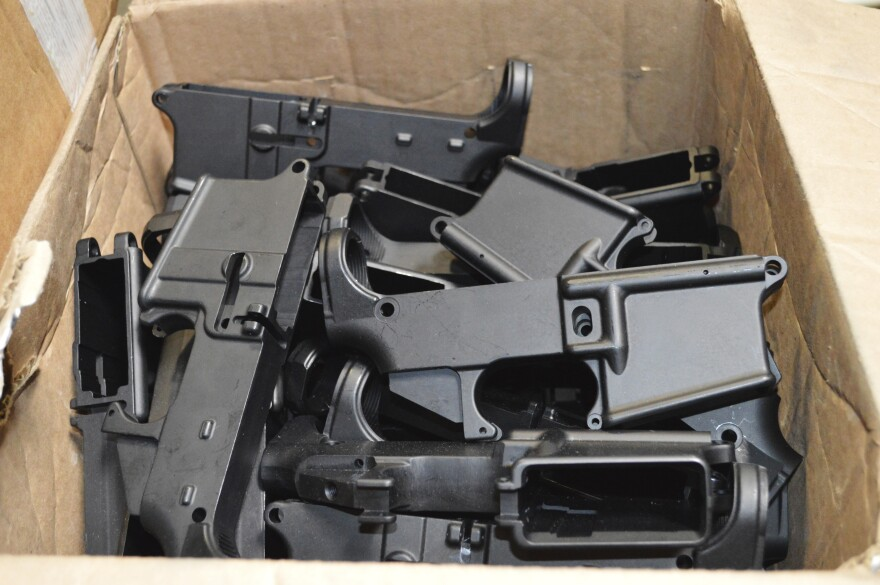 For decades, the federal government has treated a mechanism called the lower receiver as the essential piece of the semiautomatic rifle, which has been used in some of the nation's deadliest mass shootings.