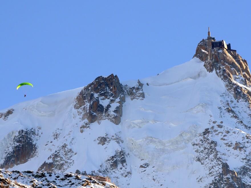 Climb every mountain? Really?