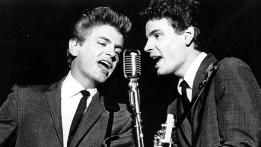 Phil Everly (left): Pop Music Partner Extraordinaire
