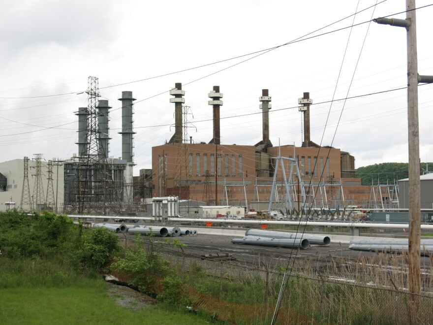 The coal plant in Shamokin Dam, Pa., is a local landmark that delivered electricity to this region for more than six decades. It closed in 2014, and the state hopes to lure new businesses to the site.