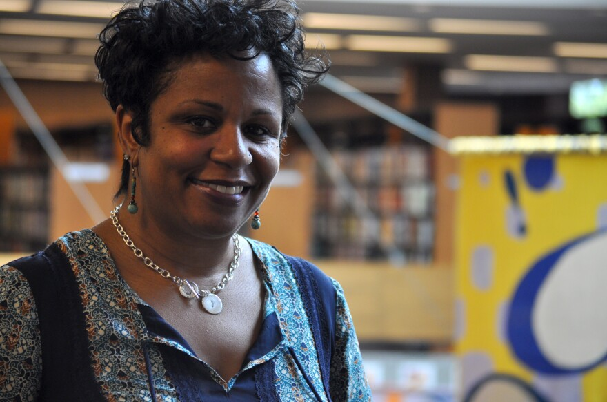 Adrienne Holden, a care transitions coach in St. Louis.