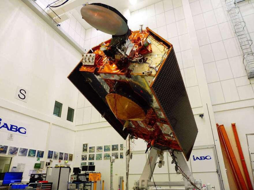 Sentinel-6A satellite