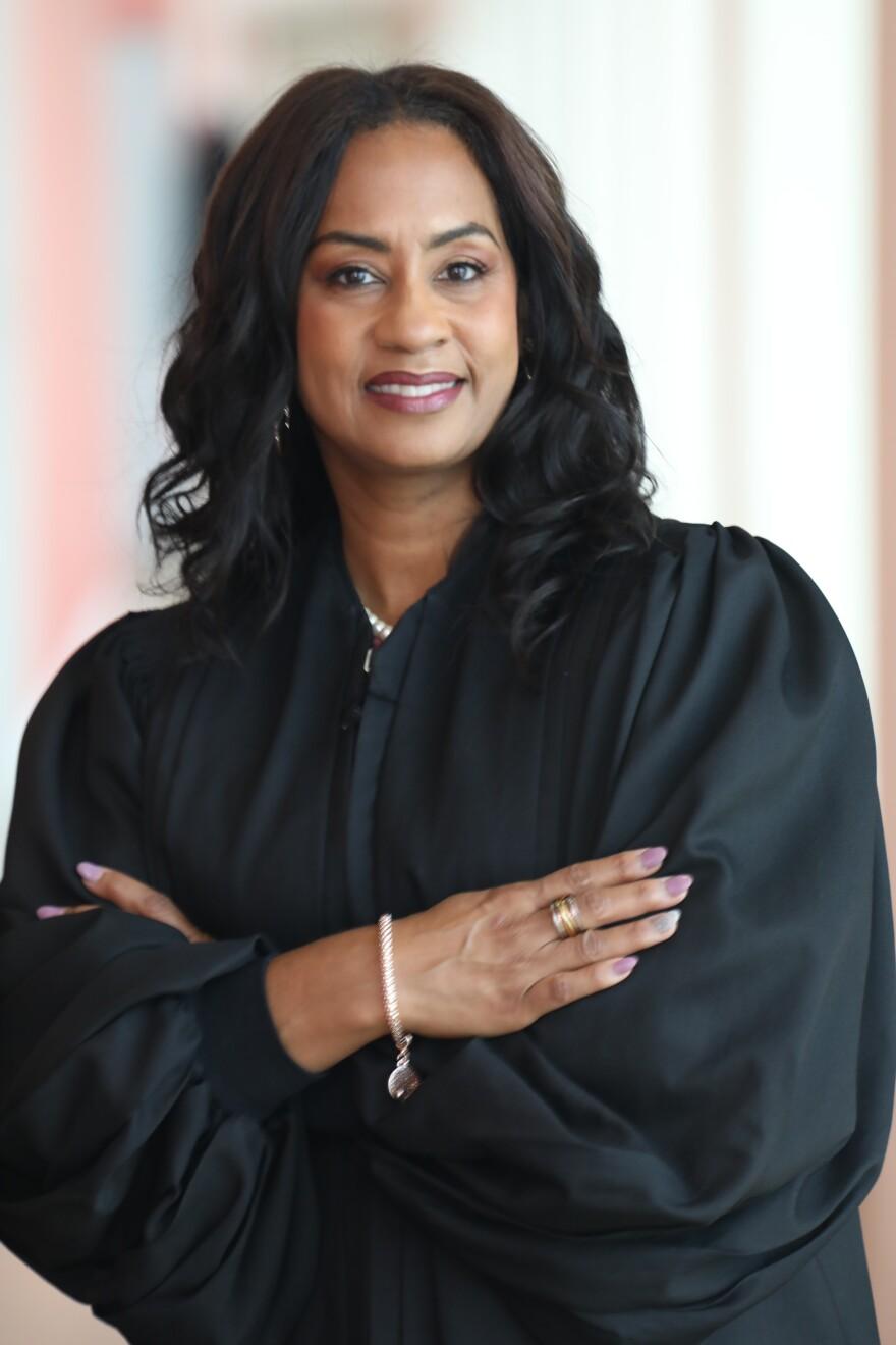 Kimberly Best - District Court Judge