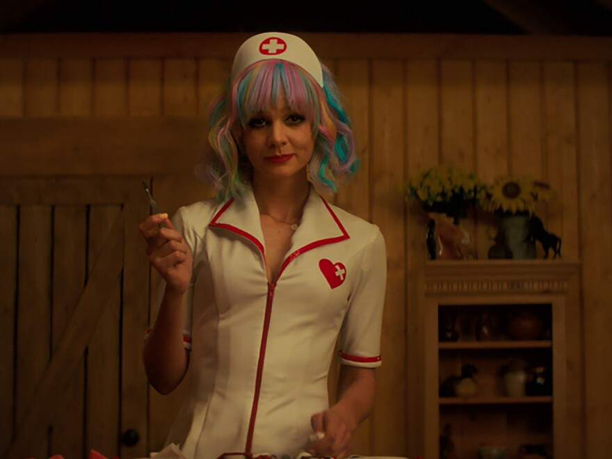 Carey Mulligan plays Cassie in Emerald Fennell's subversive revenge thriller <em>Promising Young Woman.</em>