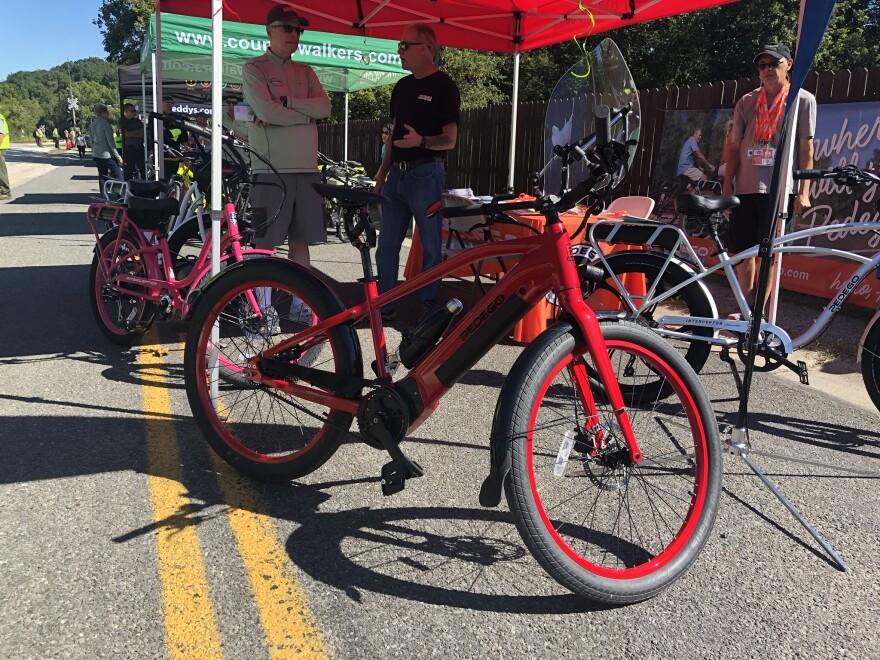 E-bikes CVNP Cuyahoga Valley National Park