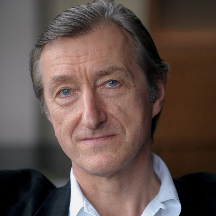 Julian Barnes is also the author of <em>The Sense of an Ending,</em> which won the Man Booker Prize in 2011.