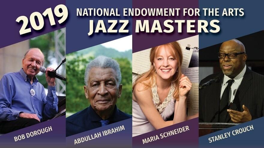 The 2019 NEA Jazz Masters