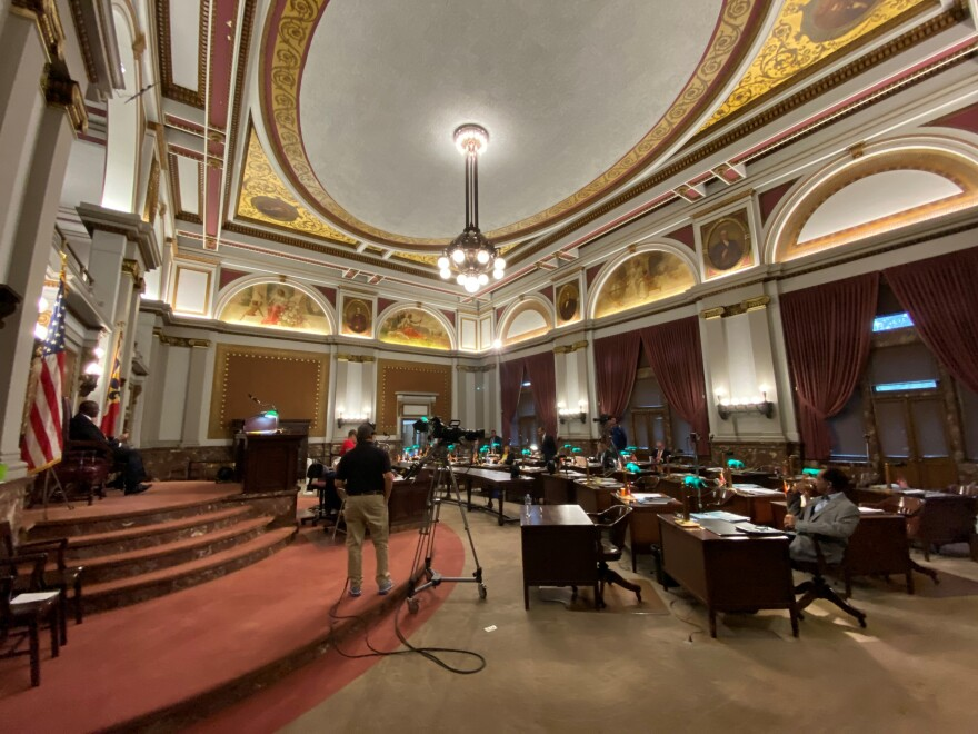 The city of St. Louis could be on the hook to pay for attorneys or staff from the Board of Freeholders - even if its members aren't approved yet.