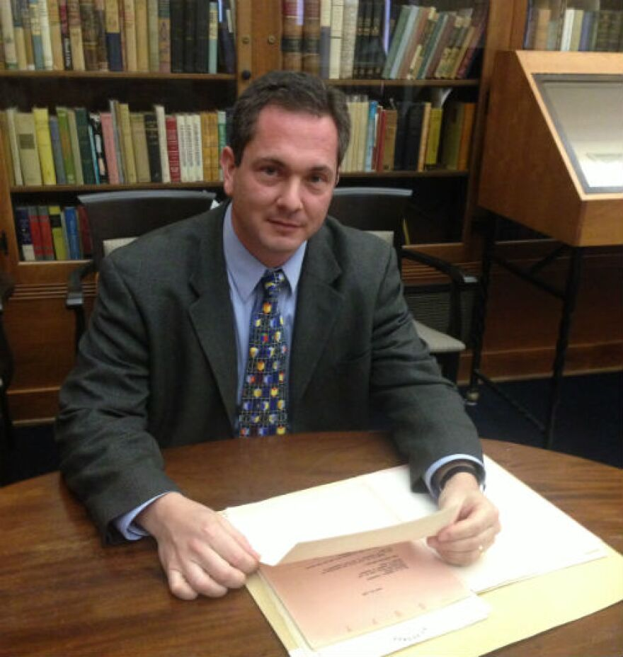 The letters surprise Jeffrey A. Engel, director of SMU's Center for Presidential History.