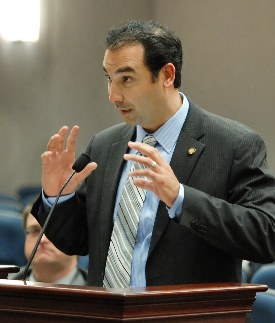 Rep. Mike LaRosa is sponsoring a measure keeping local governments from writing special requirements for short-term, vacation rentals.