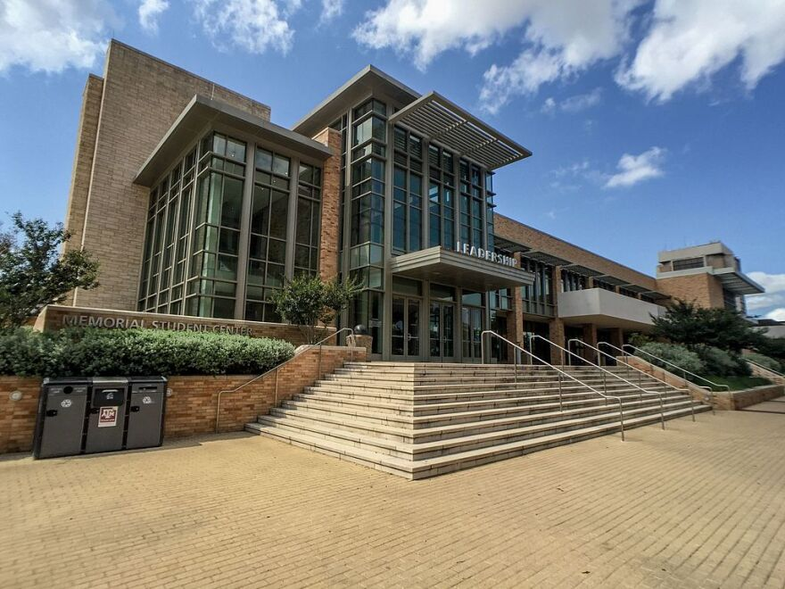 The Texas A&M University Memorial Student Center