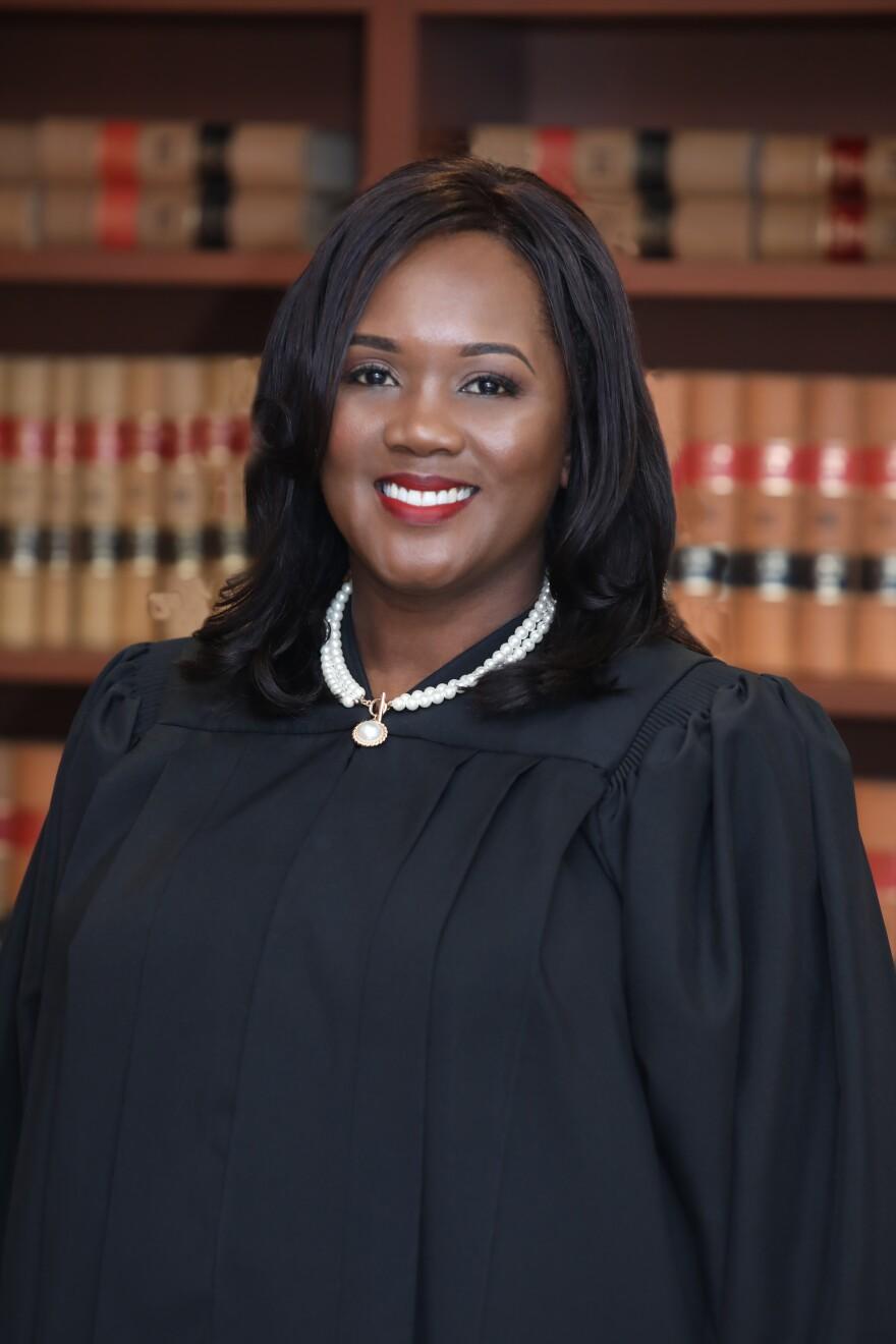 Aretha Blake - District Court Judge