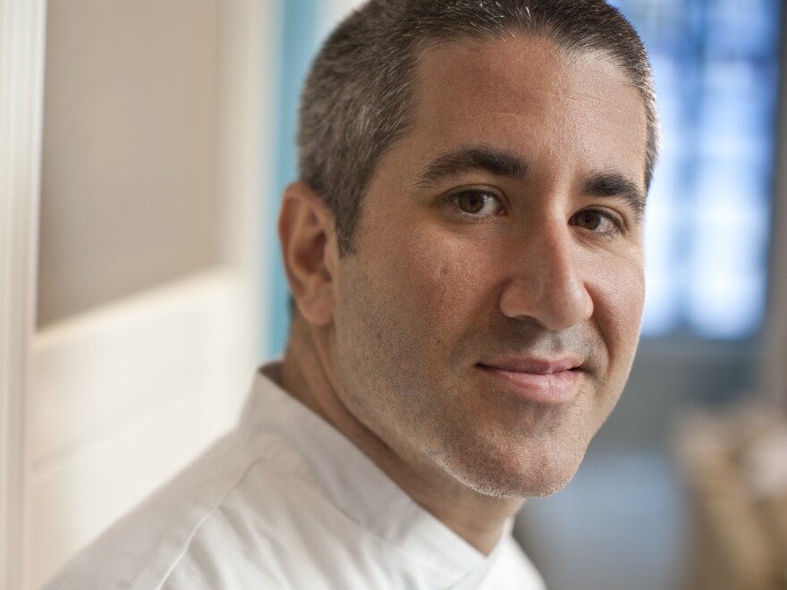 Chef Michael Solomonov was born in Israel and raised in Pittsburgh.