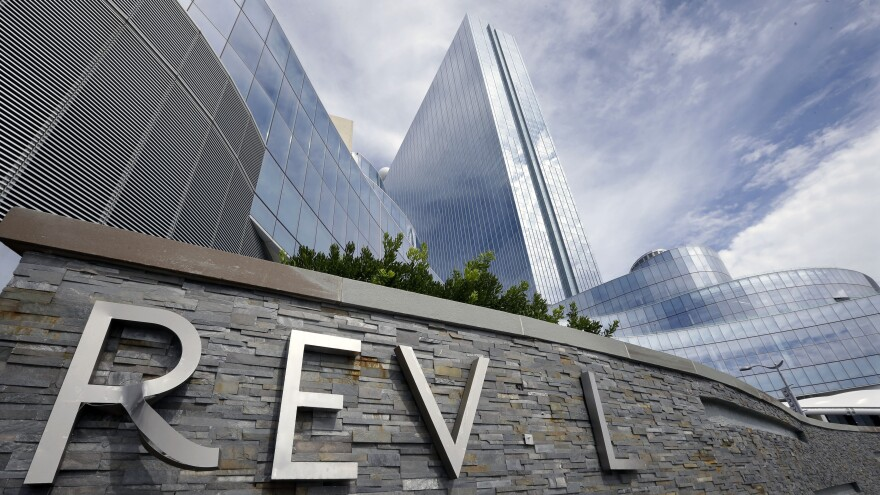 The Revel was one of four Atlantic City casinos to shut down this year.