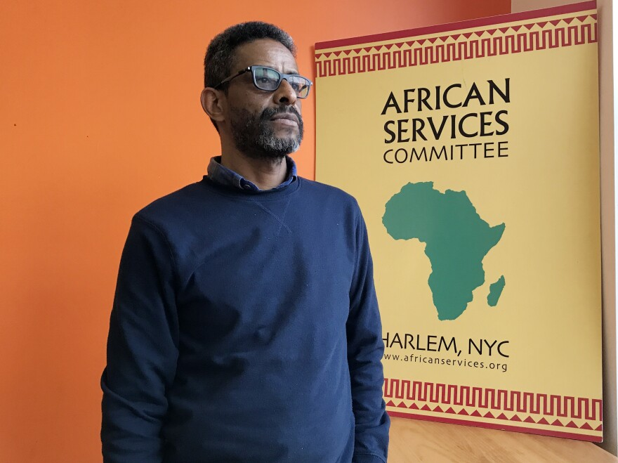 "Mulusew Bekele, director of program operations at African Services Committee based in New York City, supports the U.S. Census Bureau's efforts to collect more detailed data on black people's non-Hispanic origins on the 2020 census. ""The more refined data, the better for public policy,"" he says.<em></em>"