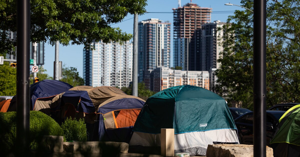 Austin Is Looking To Set Up Camps For Those Experiencing Homelessness. Here's Where They Might Be.