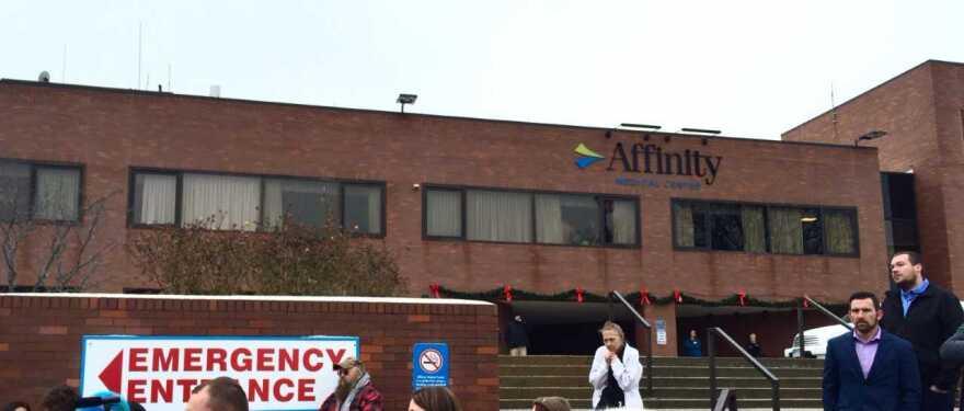 Affinity Medical Center, 8th Street entrance