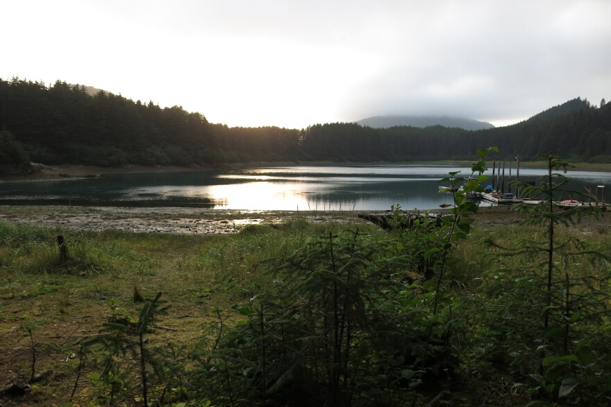 The Arete Project takes place in the remote wilderness of the Inian Islands in southeast Alaska.