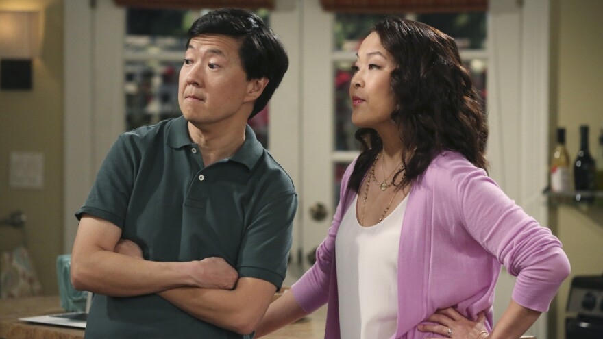 Critics have been hard on Ken Jeong's new sitcom, <em>Dr. Ken</em>, but ratings are solid and ABC has ordered a full season.