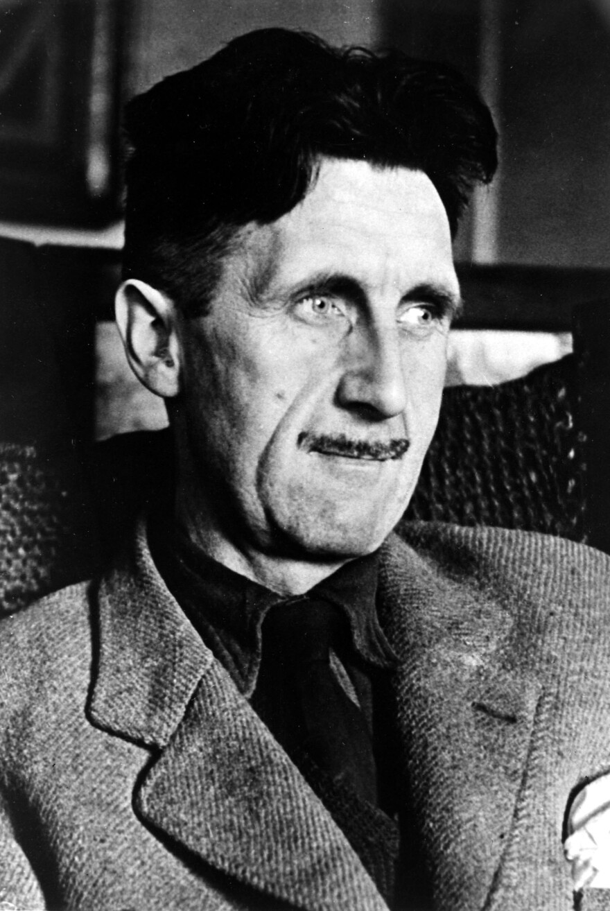 In his novel <em>Nineteen Eighty-Four, </em>British author George Orwell warned of the dangers of bureaucratic power run amok — but he also recognized that the protection of the state, while intrusive, is necessary.