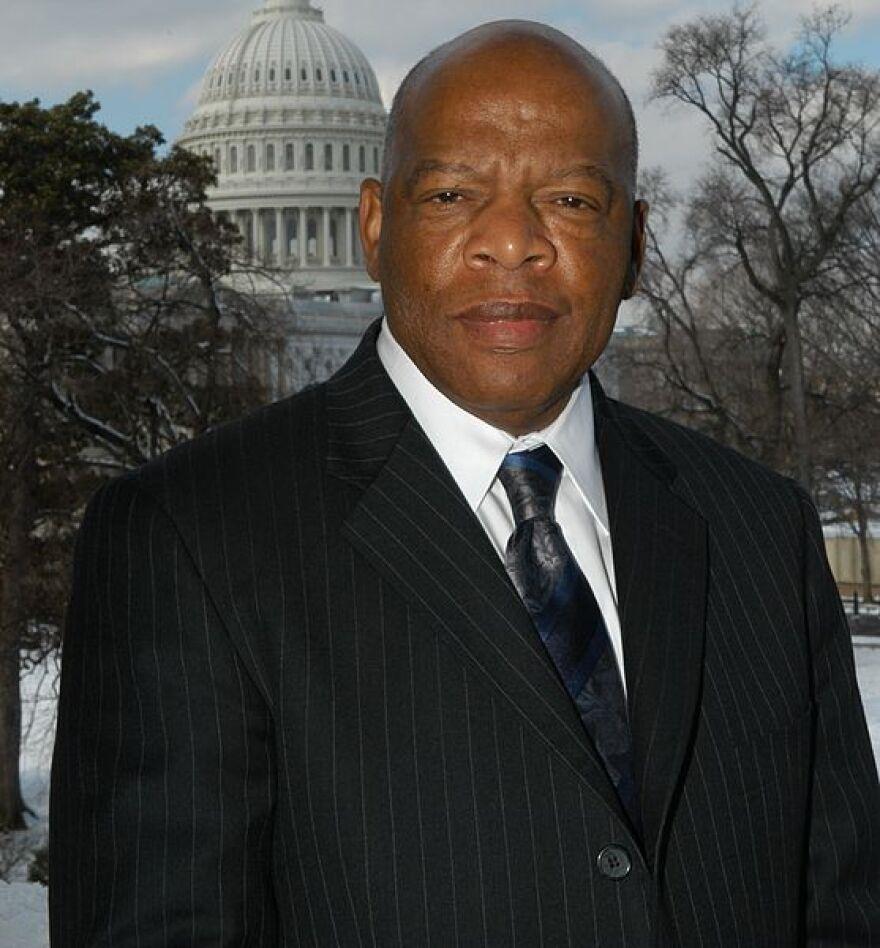 U.S. Rep. John Lewis (D-GA); 2006.