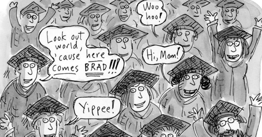 Illustration by Roz Chast