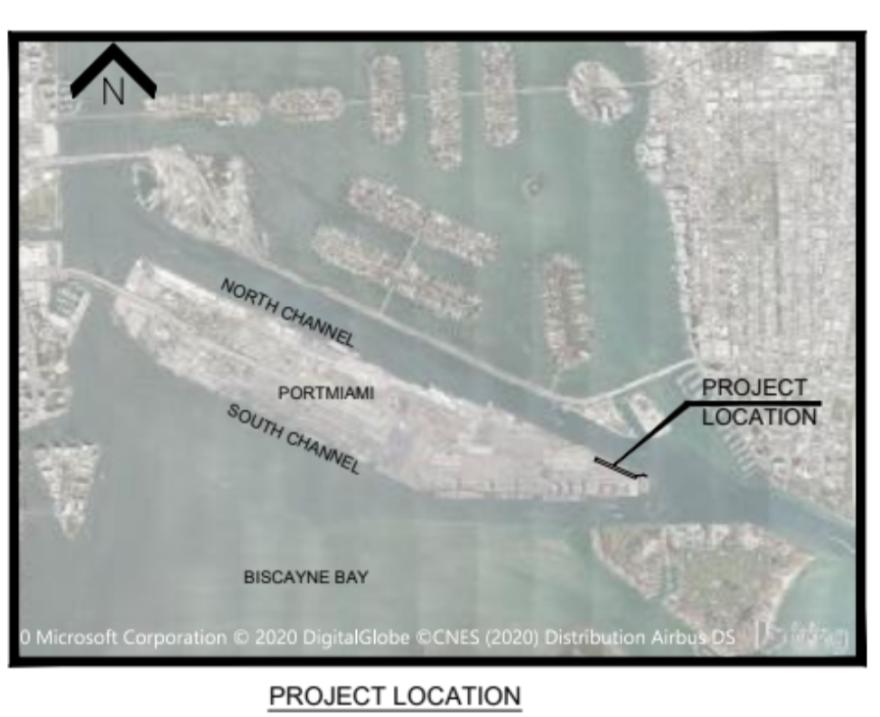 Berth10 Port Miami Corps Permit