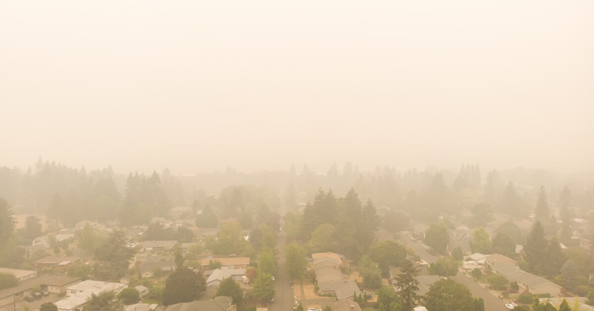 When Your House Was Built May Determine How Well It Keeps Out Wildfire Smoke