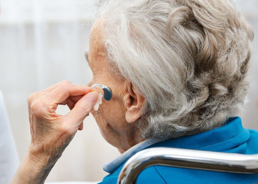 The state program will cover the cost of hearing aids for about 20 low-income Missouri residents this year.