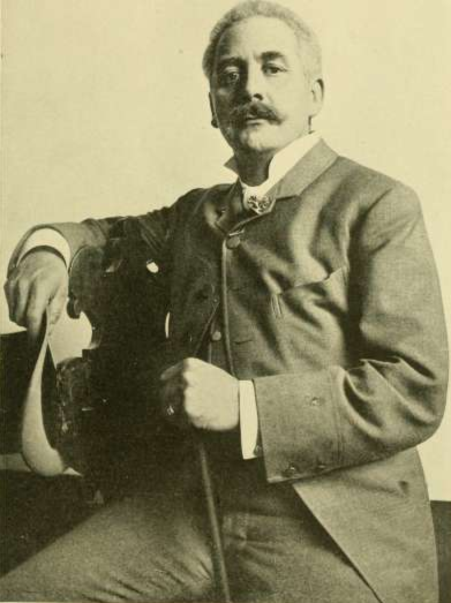 Moses Jacob Ezekiel (October 28, 1844 – March 27, 1917), an American sculptor who lived and worked in Rome for the majority of his career