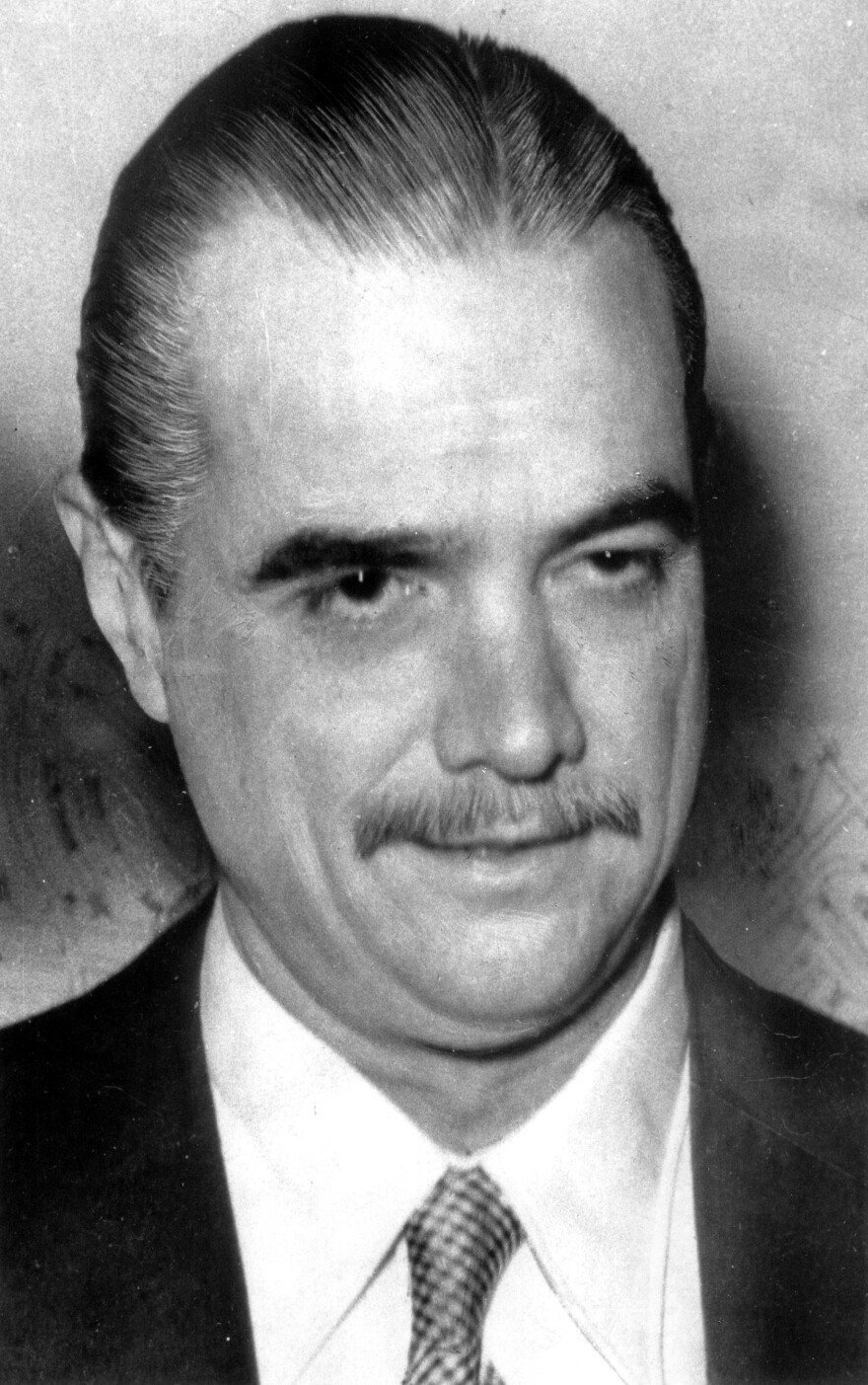 Howard Hughes, an eccentric, reclusive billionaire, agreed to be the cover story for the CIA plot to retrieve the Soviet sub. He announced that he would build a huge ship to mine valuable manganese nodules from the floor of the Pacific Ocean. In reality, the CIA was working with Hughes to build a one-of-a-kind ship to raise the sunken sub.