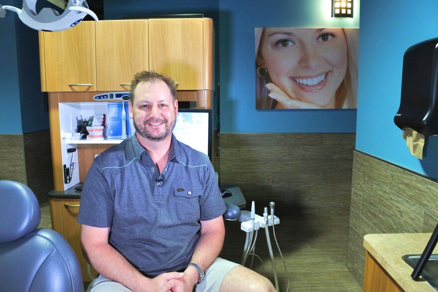 Dr. Todd Higginbotham with Higginbotham Family Dental explains the sedation options for patients with dental phobia or special needs.