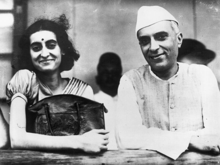 Nehru's daughter, Indira Gandhi, became India's prime minister after his death. The political party they led is in opposition to India's current ruling party and Prime Minister Narendra Modi.