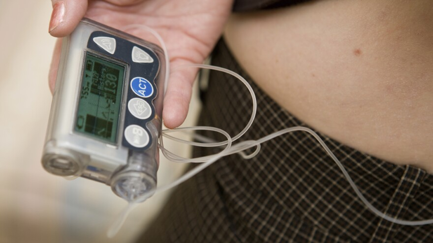 The costs of diabetes aren't all as obvious as an insulin pump.