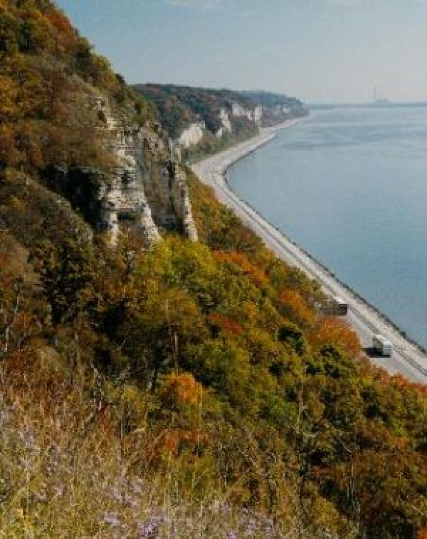 The Great Rivers National Scenic Byway 2008
