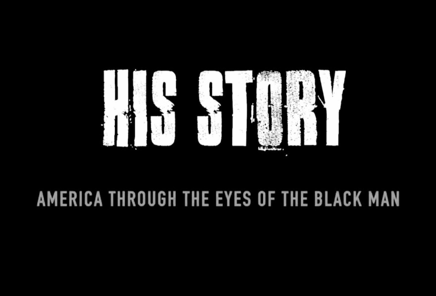 Screenshot from 'His Story: America Through the Eyes of the Black Man'