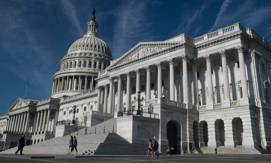 Congress is usually on recess in August, though the Senate has stuck around a little longer — initially with the hope of passing health care legislation.