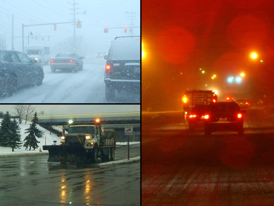 snow, snow plow, transportation